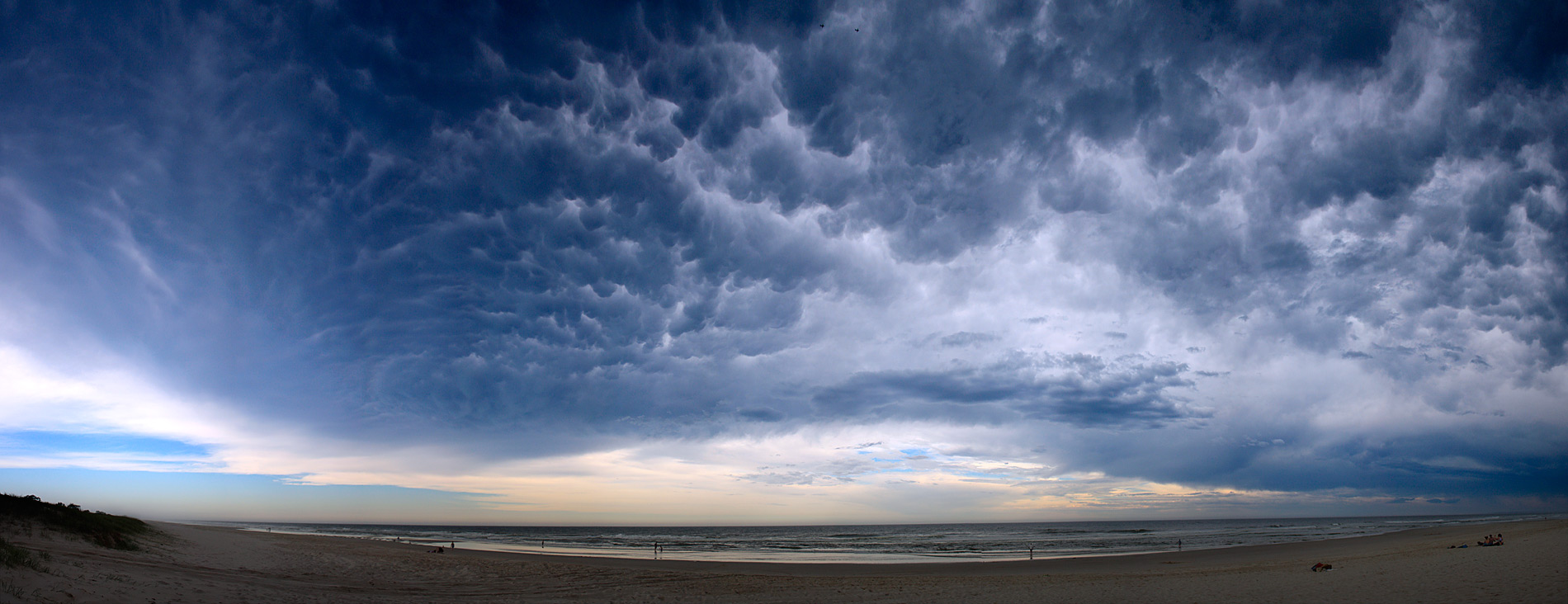 patches beach panorama deography by dylan odonnell