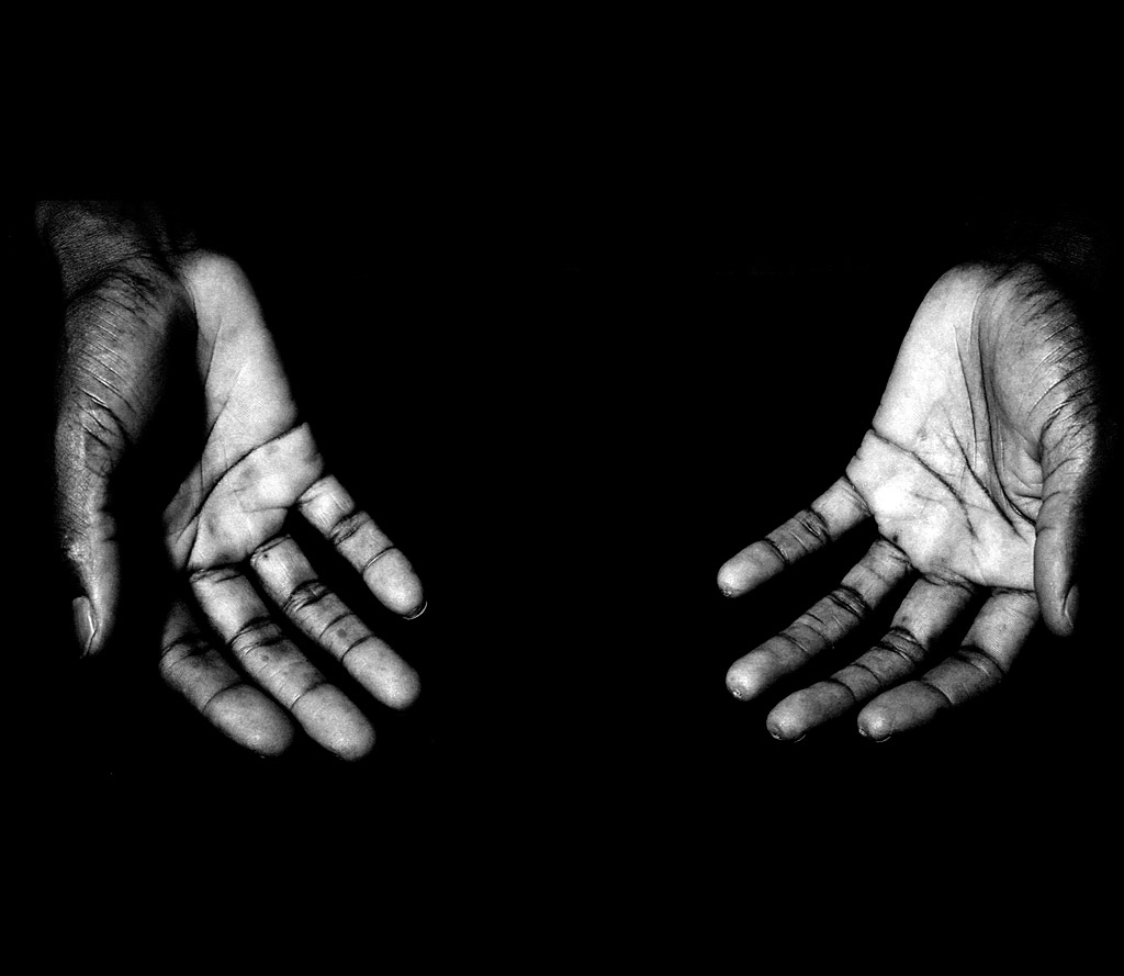 Hands | Deography by Dylan O'Donnell