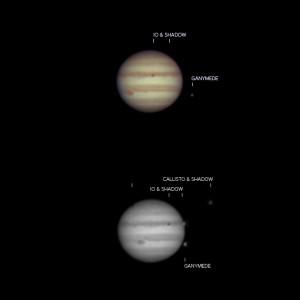 Jupiter-transits