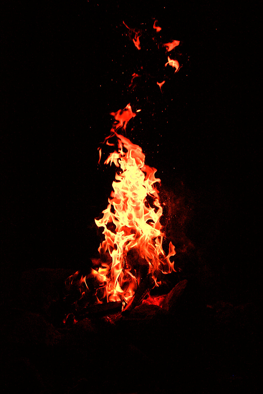 fire isolated deography by dylan o u0027donnell