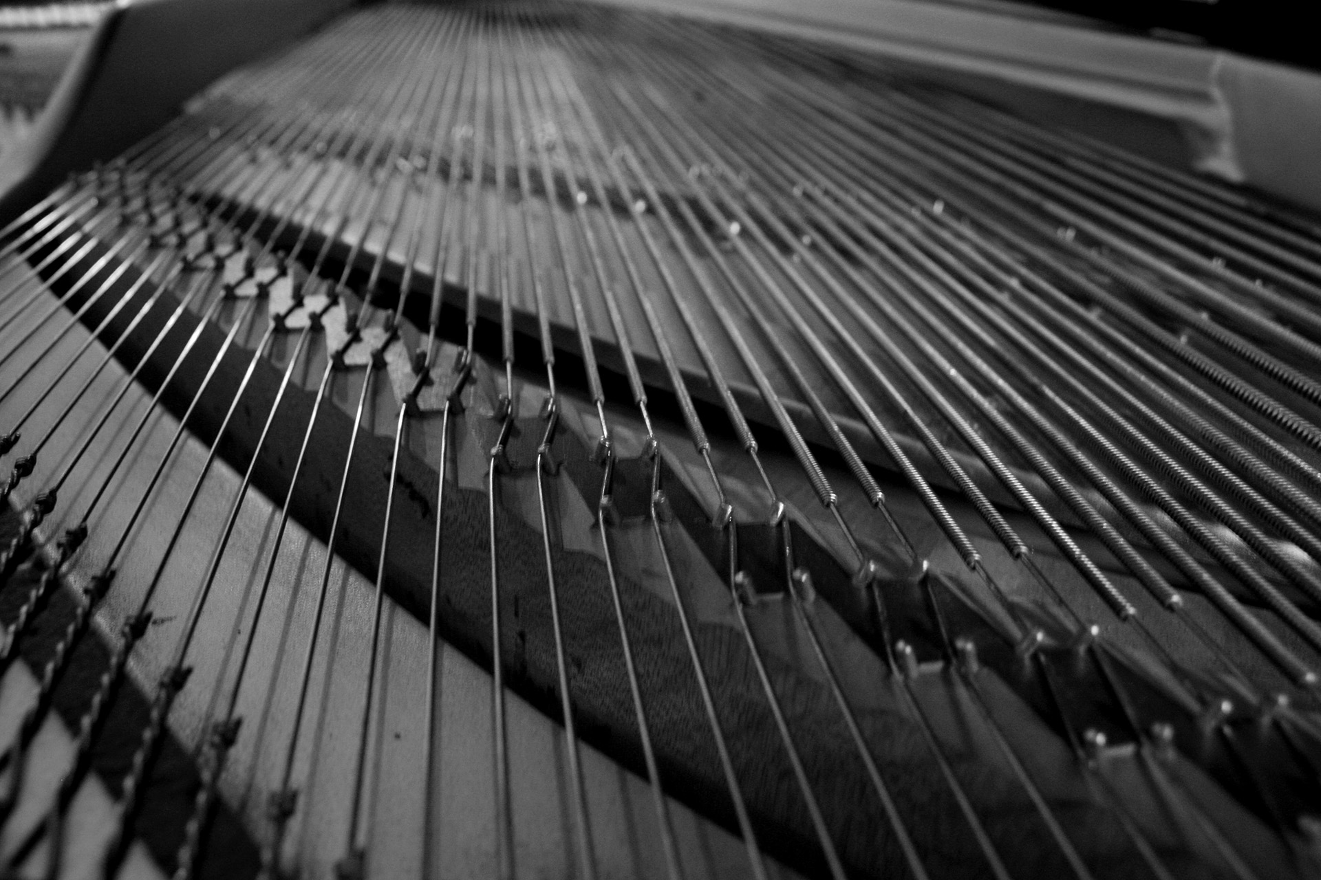 Piano Strings Deography By Dylan O Donnell