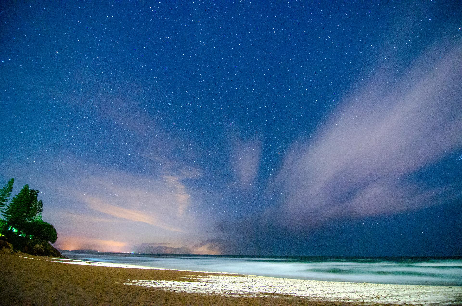 Belongil Beach Night Sky Download Full Resolution 1920x1272 1546KB 13597
